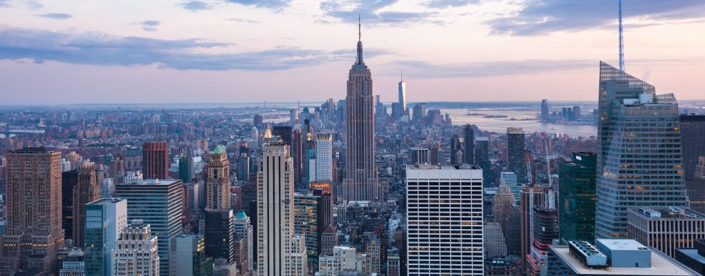 Expats in New York