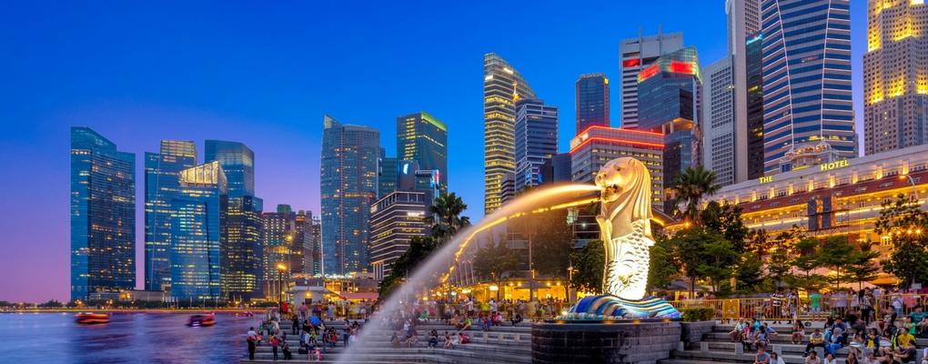 Australian expat in Singapore