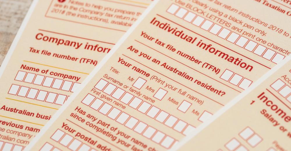tax residency Australian expat